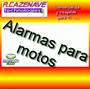 Alarmas Para Motos Con 2 Controles, Regulables Y Garantidas