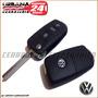 Llave Control Volkswagen Gol G6 Codificada Cerrajeria Urbana