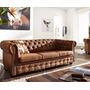 Exclusivo Sillon Sofa Estilo Ingles_chesterfield_3 Cuerpos