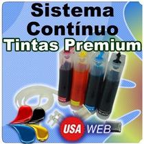 Sistema Continuo Ep De Lujo Tx135,cx5600,tx105,tx125 Y Mas
