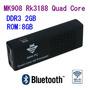 Mini Pc Android Mk908 Quad Core A9 2gb Ram+ Airmouse Melef10