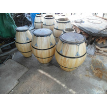 Tambores Chicos Con Torres En Aluminio ,garantidos