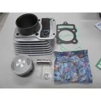 Cilindro Cg150 Vini Hot Parts C/piston Grafitado - Albanes