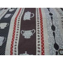 Tela De Tapiceria Diseño, Textil, Decoracion Estapada