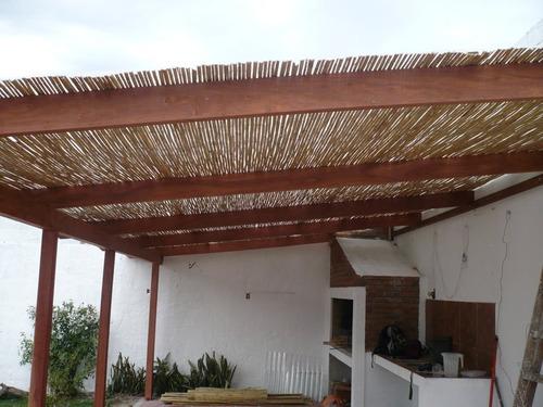 27 original techos de pergolas - Lonas para pergolas ...