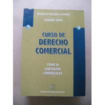 Derecho Comercial Tomo 3 Mezzera Alvarez Act. Siegbert Rippe