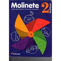 Molinete 2 O 3 Santillana