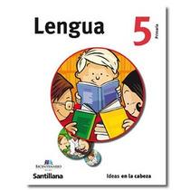Lengua 5 Para Quinto Año De Primaria - Santillana
