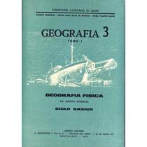 Geografia 3-ciclo Basico- Geografia Fisica-juanita Gonzalez