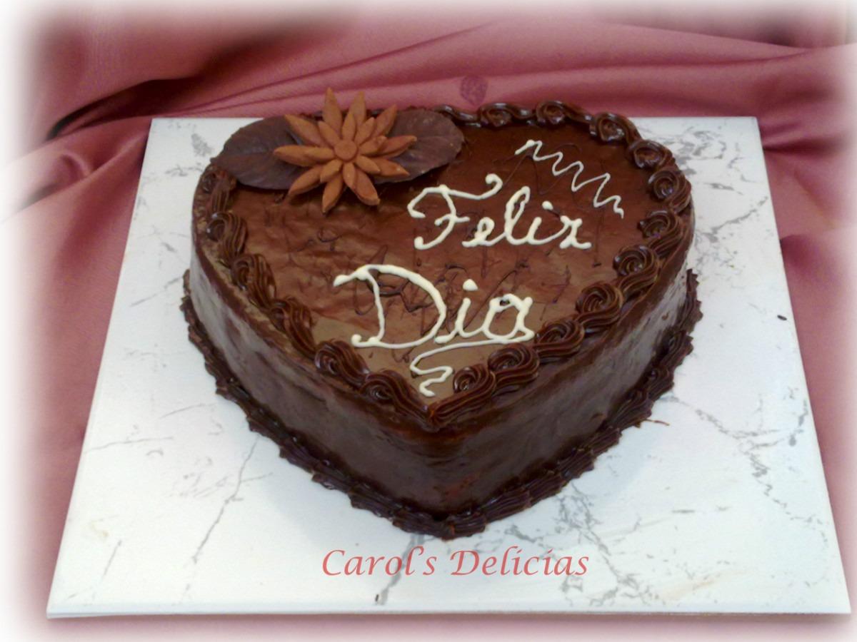Entrega los CHOCOLATES DE SAN VALENTÍN Torta-postre-corazon-de-chocolate-carols-delicias-1655-MLU2659476484_052012-F