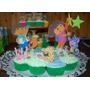 Tortas Infantiles De Cupcakes Para Celiacos Y/o Diabeticos