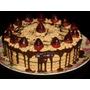 Exquisitas Tortas De Chocolate, Postres $300 El Kilo