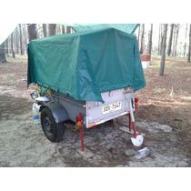 Trailer Para Carga Y Camping