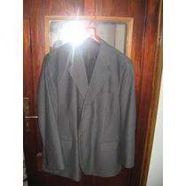 Saco Y Pantalón T50 Sin Uso,de Hombre, Impecable Confección