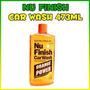 Shampoo Nu Finish Auto Moto #1 Usa C/ Abrillantador .x473ml