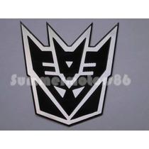 Sticker Adhesivo Insignia Aluminio .x Auto- Pc- Moto 7cm
