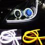 Luz Led Tuvo Neon No Xenon Para Autos Tuning O Motos