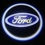Led Laser Proyector Apertura Puerta Logo Ford 12v.x Par