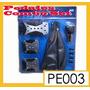 Pedalera Pomo Cambio & Forro Tapas Valv. Auto Fibra Carbono