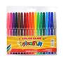 Marcadores Finos Color Club Sylvapen X18 - Districomp
