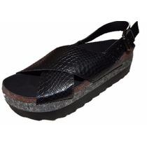 Sandalia Calzado Paddock De Dama