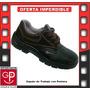 Zapato De Trabajo Con Puntera Alta Seguridad