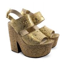 Ofera Zapato Sandalia De Cuero Marcel Calzados 2016