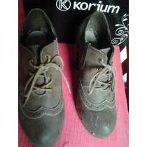 Zapatos,suecos Korium