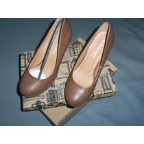 Zapatos De Dama Daniel Cassin Talle 37, Como Nuevos!!