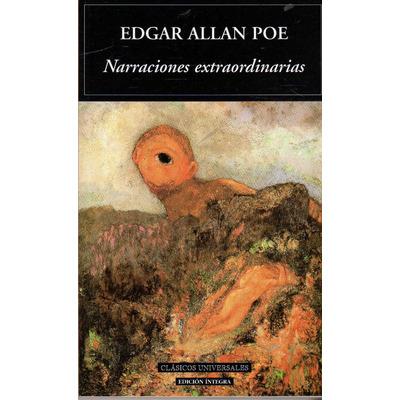 Narraciones Extraordinarias - Edgar Allan Poe - $ 140,00