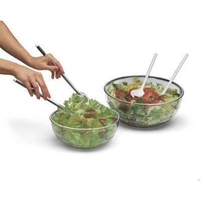 Set cubiertos para ensalada acrilico italiano par 90 for Bazar del cocinero