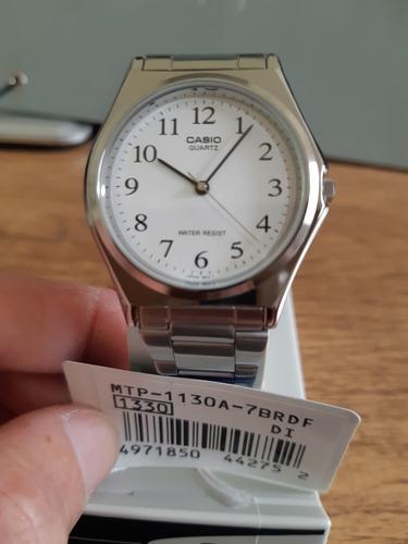 Reloj Hombre Casio Mtp-1130a-7b