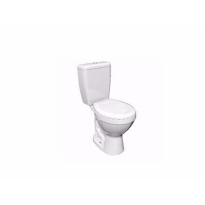 Inodoro blanco mochila descarga simple lorenzetti 80261 for Inodoro con mochila incorporada