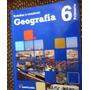 Geografia 6 Estudiar Y Construir Usado Santillana