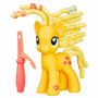 My Little Pony Coloridos Peinados Applejack | TMKDS