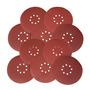 Wen - Discos De Lija De 9  Para Paneles De Yeso. 10 Unidades | HERMESSTORE