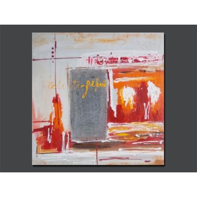 Cuadros modernos abstractos cuadros para el living 5 - Cuadros modernos para living ...